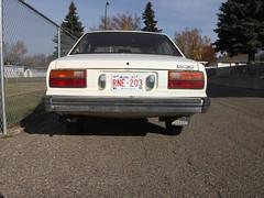 1981 Datsun 210 rear