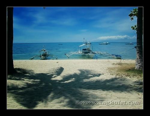 Bounty Beach, Malapascua Island, Cebu