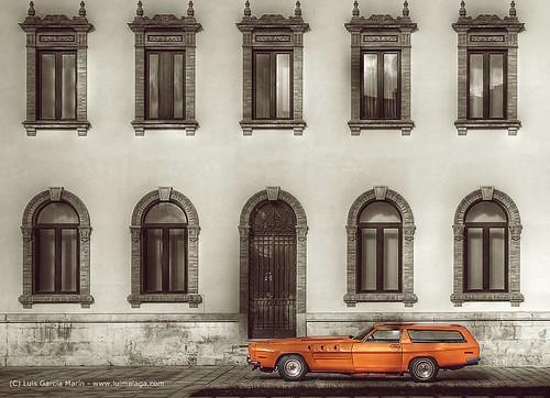 Museo Automovilístico de Málaga.