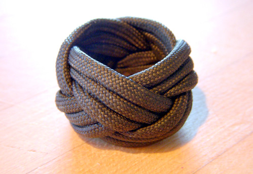 Paracord Woggle