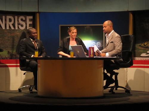 MEST @ TV3 Ghana
