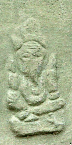 Bas Relief of Ganesha from a temple