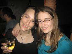 Dayna and Vicki