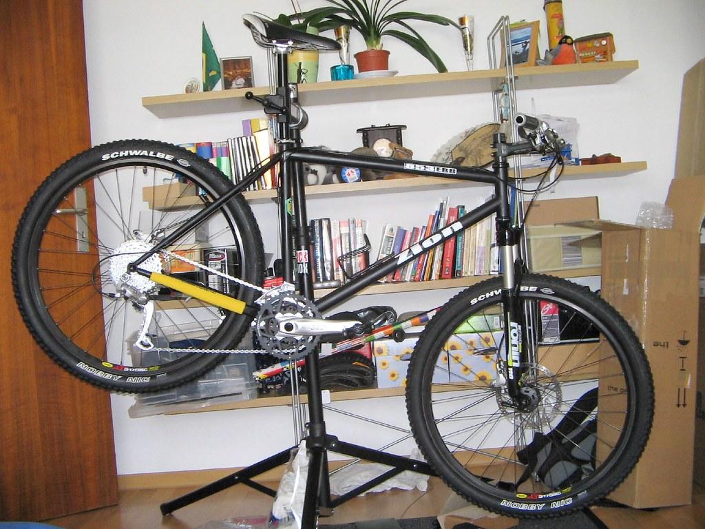 Jochen's bike: Done!