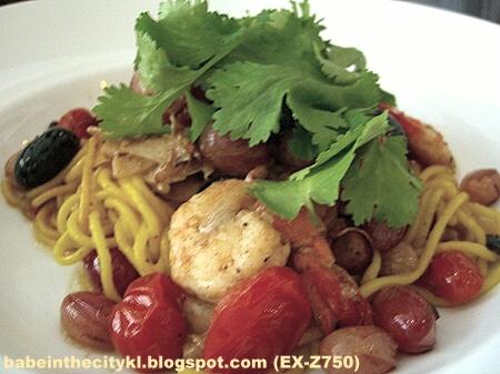 Indulgence - pasta