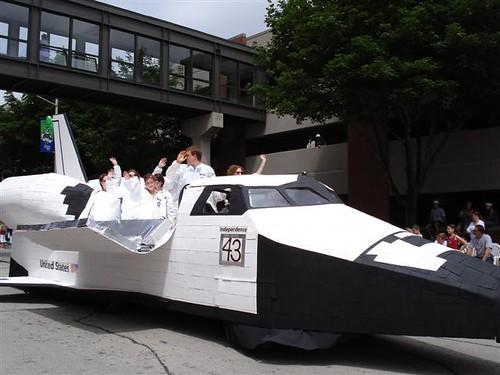 Parade Shuttle