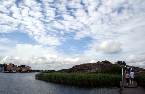 Island hopping in Karlskrona