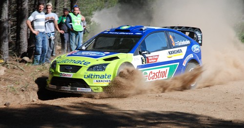 World Rally Car (WRC)