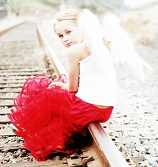 skyla (Traci) Tags: california railroad red angel point photography blog wings daughter tracks dana taylor orangecounty danapoint angelic tutu tracie weddingphotographer skyla anawesomeshot goldenphotographer flickrdiamond tracietaylorphotography troublemakernumbertwo