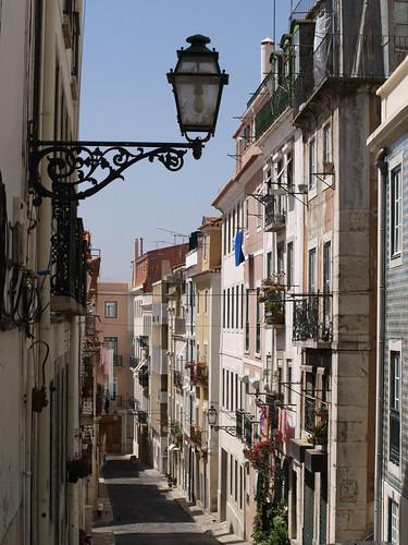 Lisboa - Rua da Horta Seca