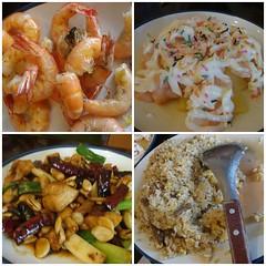food . . yummy yummy food