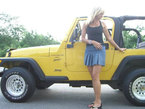 An Observation Hot Chicks Page 2 Jeep Wrangler Forum