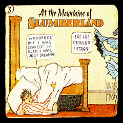 At the Mountains of Slumberland