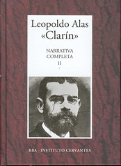 "Leopoldo Alas ""Clarín"", Obras completas"