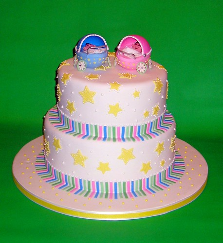 baptism cake madethese twins baby twins get inquiries now and