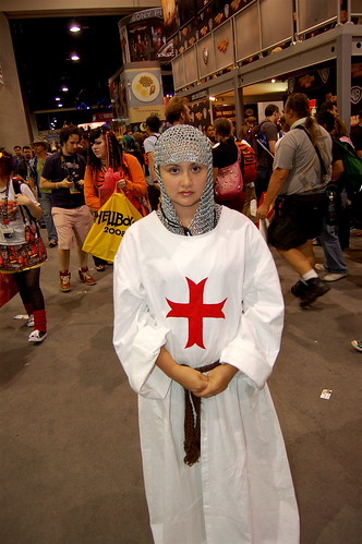 Comic Con 2007: Joan of Arc