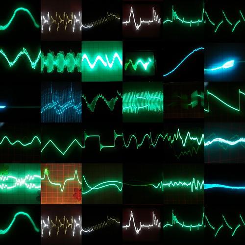 waveforms, precious little waveforms