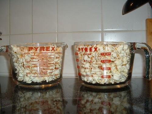 Popcorn (post popping)