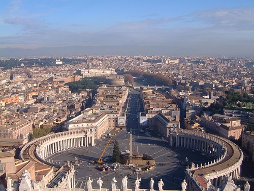 Vatican City , Italy por James Mans.