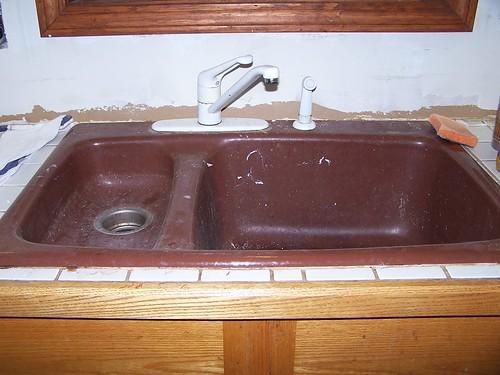 yucky sink