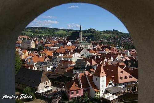 捷克的美麗印象
