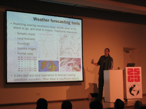 Hacking the atmosphere: Weather forecasting tools