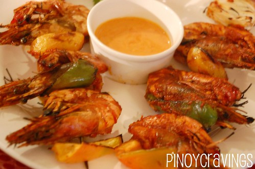 Kasbah Moroccan Grilled Shrimp
