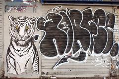 Suriani (dprezat) Tags: street urban paris art painting stencil tag graf peinture aerosol bombe pochoir suriani sonyalpha700