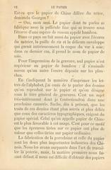 le papier p13