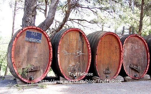 Domaines Bunan 酒莊-La Cadière d'Azur-100514