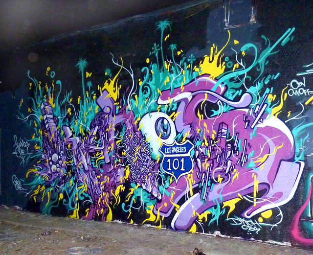 ICR Yard, Los Angeles 2010