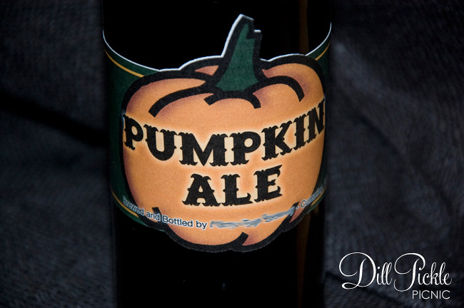 Pumpkin Ale Labels