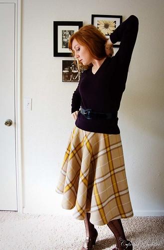 Linda-Hop Skirt
