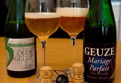 3 Fonteinien Brouwerij Oude Geuze (Beersel, Vlaams-Brabant, Belgium) & Boon Oude Geuze Mariage Parfait (Lembeek, Vlaams-Brabant, Belgium) (for the Love of Beer) Tags: 3 beer belgium bier mariage oude beersel biere parfait boon lambic geuze vlaamsbrabant fonteinen lembeek