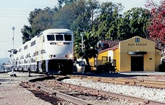 MetroLink San Dimas (kla4067) Tags: trainstation metrolink commuterrail sandimas atsf