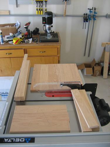 A nice pile of lumber