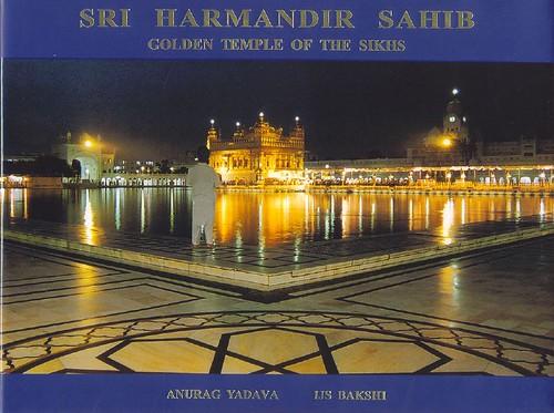 Sri Harmandir Sahib - Golden Temple of the Sikhs