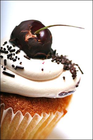 a popular cupcake