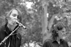 Tarwater (djenvert) Tags: music concert live gig d200 concertphotography 2007 tarwater musicien livepics parcgeorgesbrassens parisquartierdt ronaldlippok musiquelive lastfm:event=215802