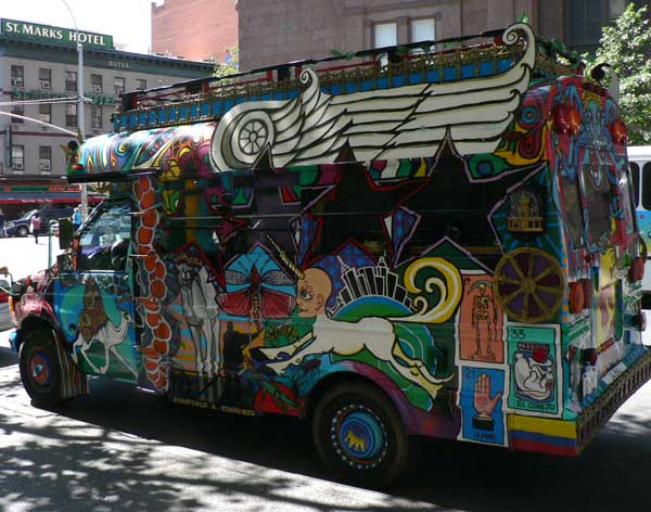 Mini-Hippybus