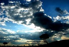 African sky (JuttaMK) Tags: africa sunset sky clouds kenya thebestbravo supershot mywinners anawesomeshot distinguishedphoto diamondclassphotographer flickrelite