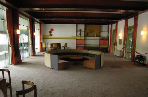 The bar at the Reunification Palace.  A swingin' nightspot!