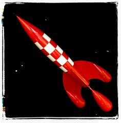 Rocket by peelandstick, on Flickr