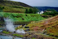 Varm River, Hverageri (EButterfield Photography) Tags: river vent iceland steam geology geothermal icelandic geological hverageri fumarole hveragerdi fumaroles frostogfuni varmriver frostandfire photocontesttnc10