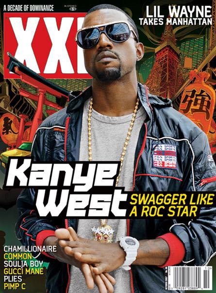kanye west xxl magazine conver