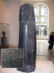 Code of Hammurabi (jsnowy2768) Tags: paris archaeology louvre
