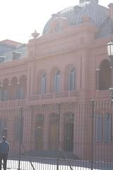 evita's balcony