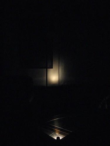 Luminosity of flashlight