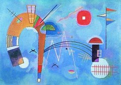 Wassily-Kandinsky_Rond-et-Pointu-Wassily-Kandinsky-190775 (cecy_investigacion) Tags: xx siglo metafsica