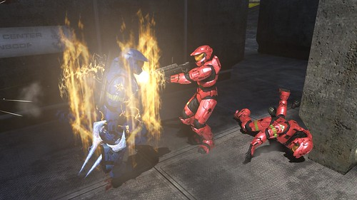 Halo 3 - Sword Action